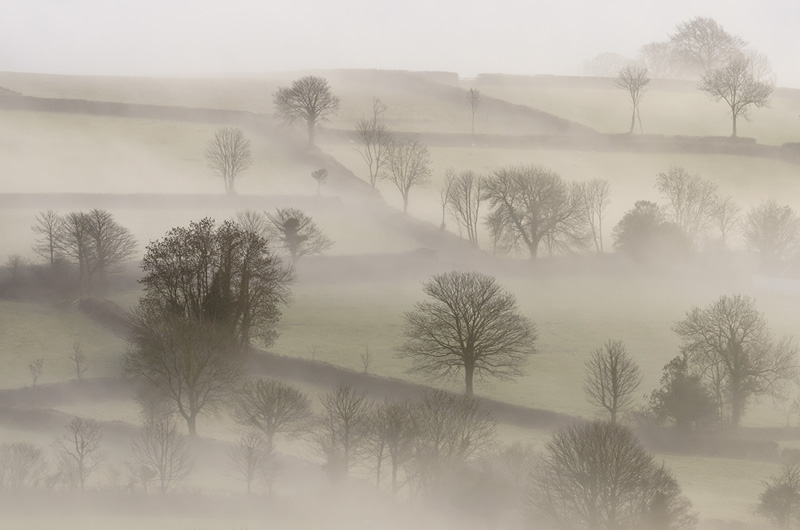 How to photograph mist