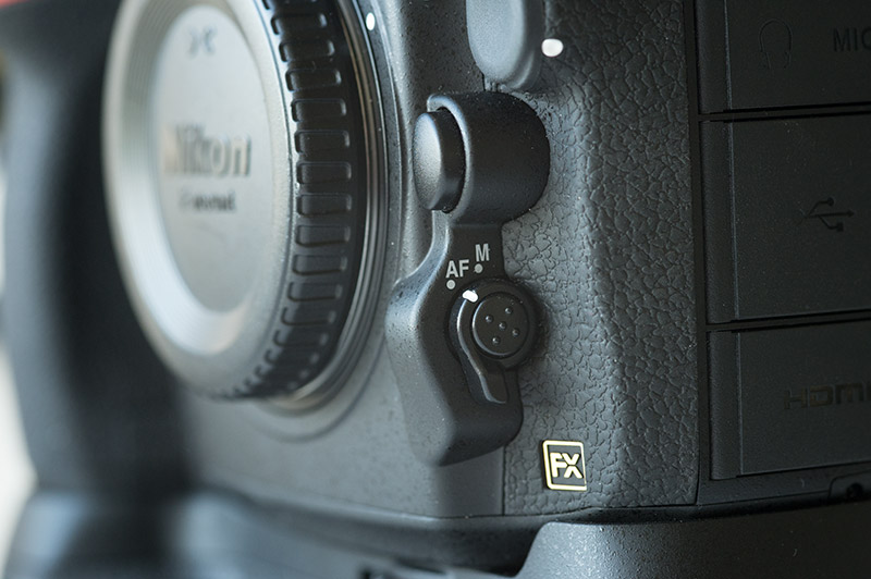 Nikon D810 Review Selector