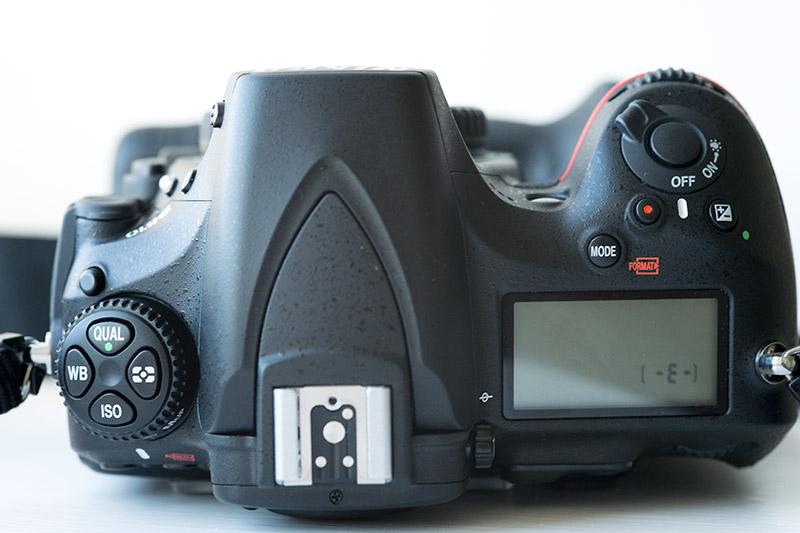 Nikon D810 Video Recording