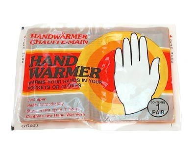 Hand Warmers for Photographers