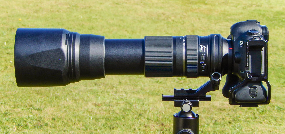 Tamron 150-600mm Review