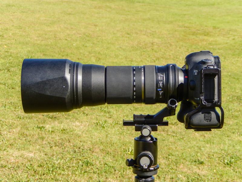 Tamron SP 150-600mm f/5-6.3 Di VC USD Lens Review