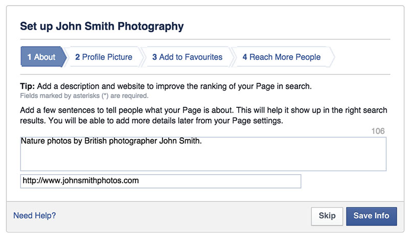 How to Use Facebook to Promote Your Photography