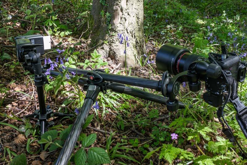 macro photography low-key kit