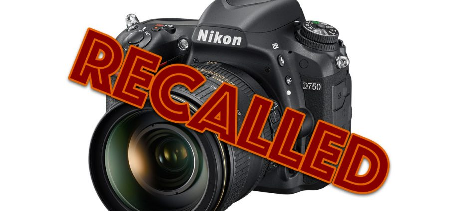 Nikon D750 Recalled Again for Shutter Issues   Nature TTL
