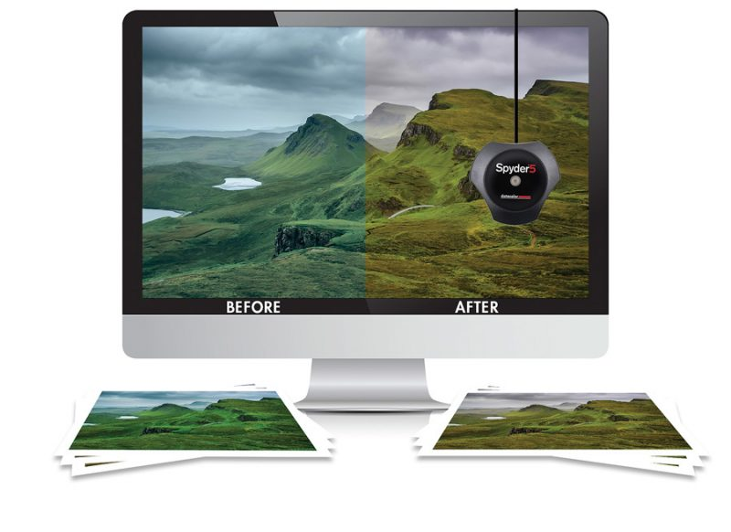 How to Calibrate Your Computer Screen with the Spyder5 | Nature TTL