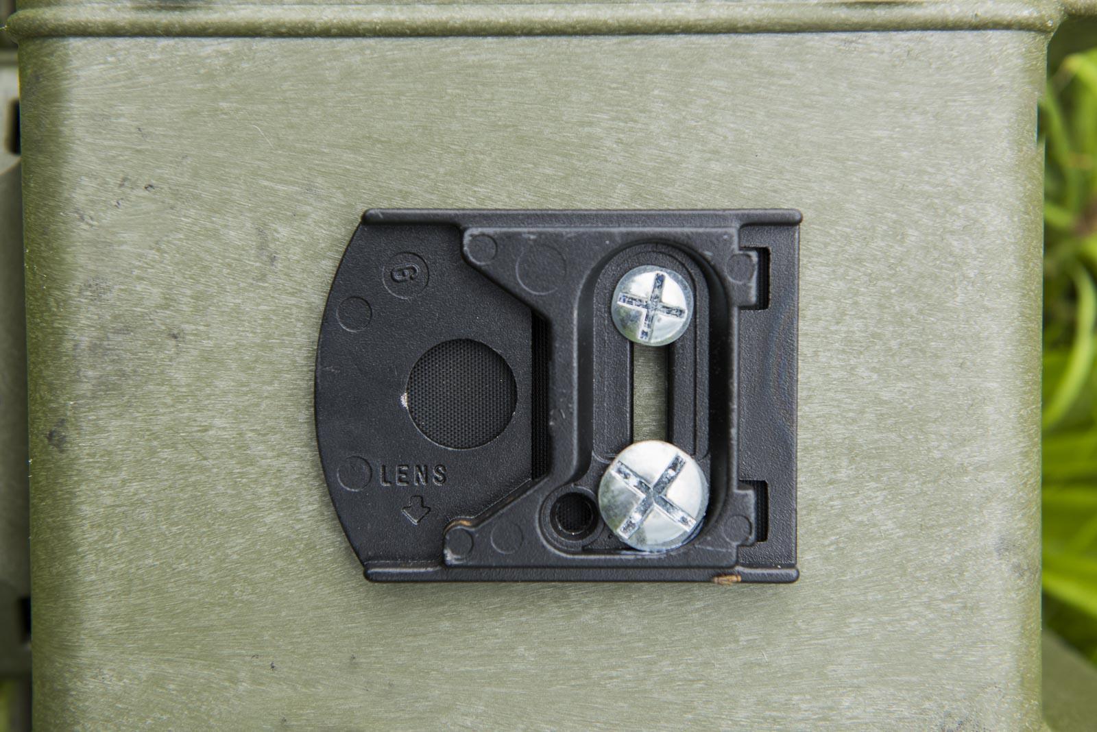 how to build a dslr camera trap housing