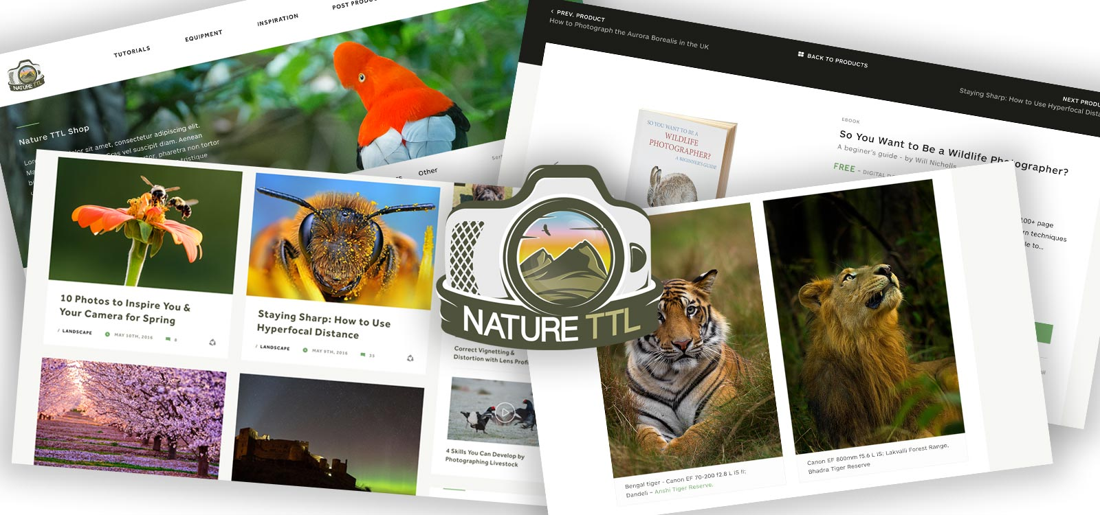 support nature ttl