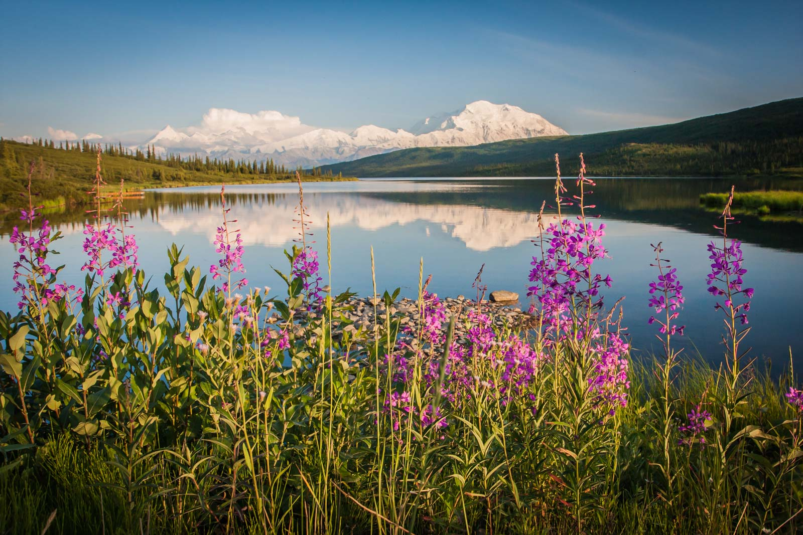 Top Places for Nature Photography Alaska