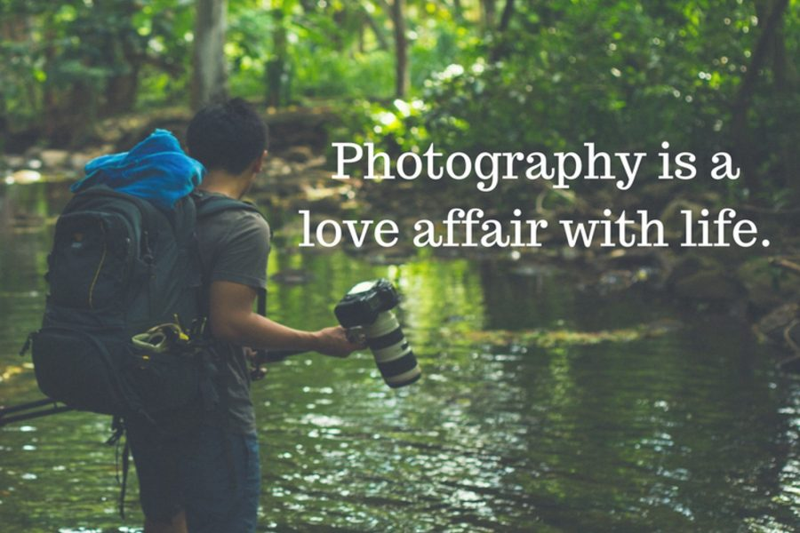 inspirational quotes for photographers nature ttl