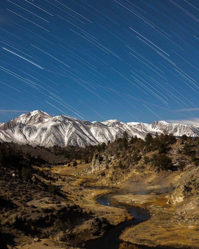 star photos mirrorless camera