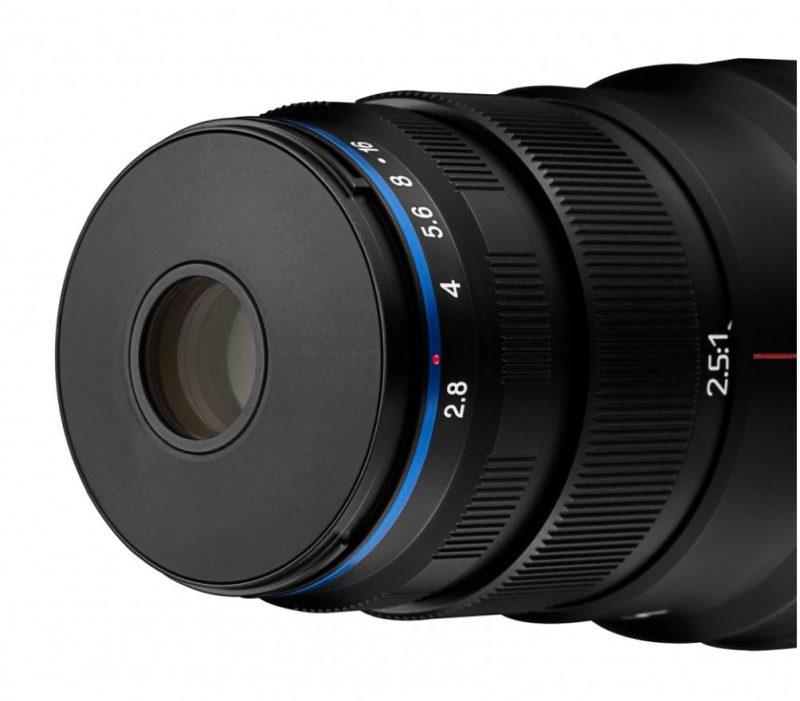 laowa 25mm f2.8 lens review macro