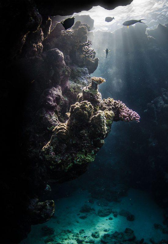 underwater light tutorial