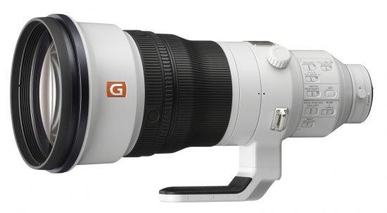 sony 400mm prime lens