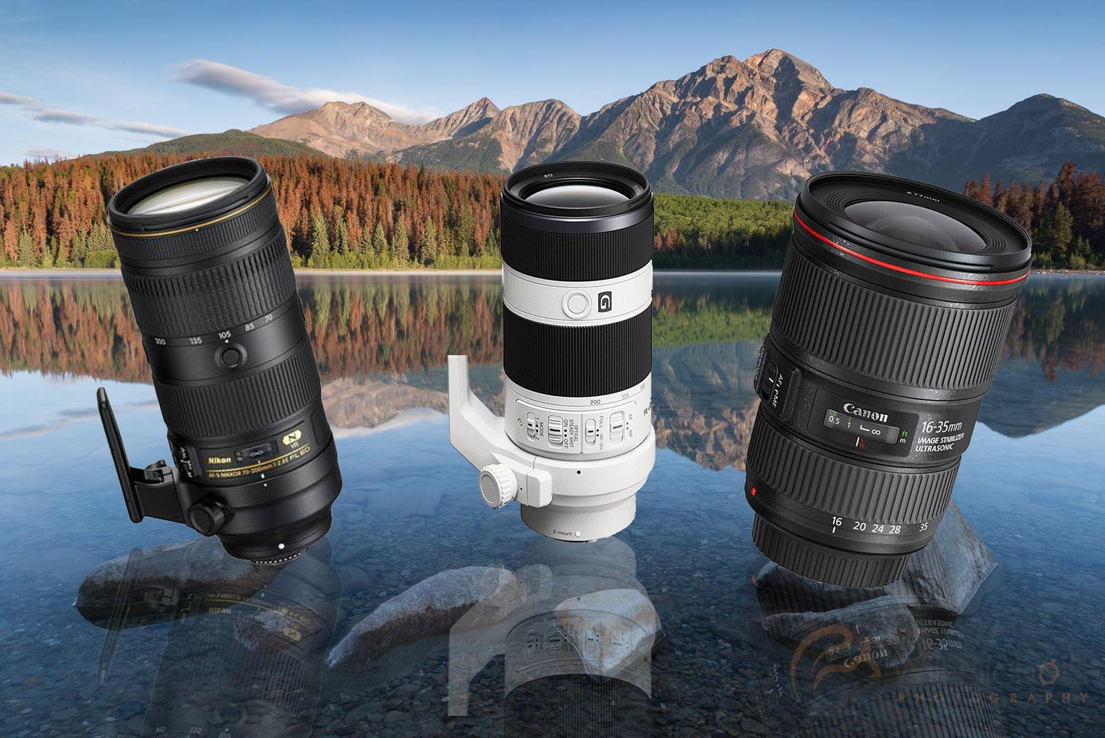 The Best Lenses For Landscape Photography 2020 Nature Ttl