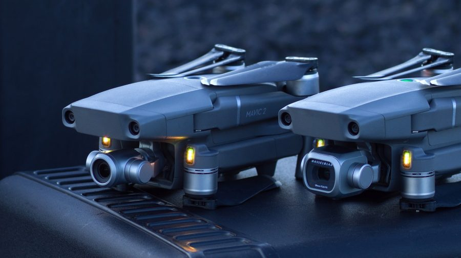 DJI's New Mavic 2 Drones Offer Hasselblad Lens and Optical