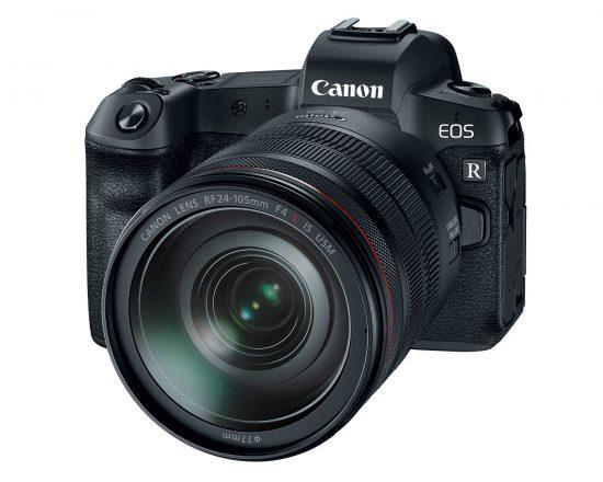 Canon EOS R review