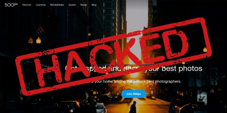 Nearly 15 Million Users Affected in 500px com Hack | Nature TTL