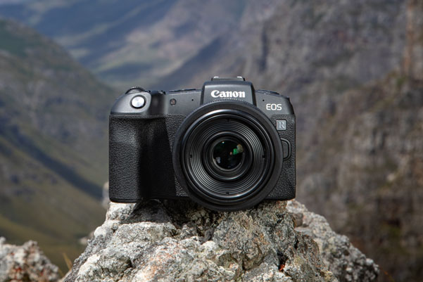 Canon EOS RP: a Cheaper, Smaller Full-frame Mirrorless