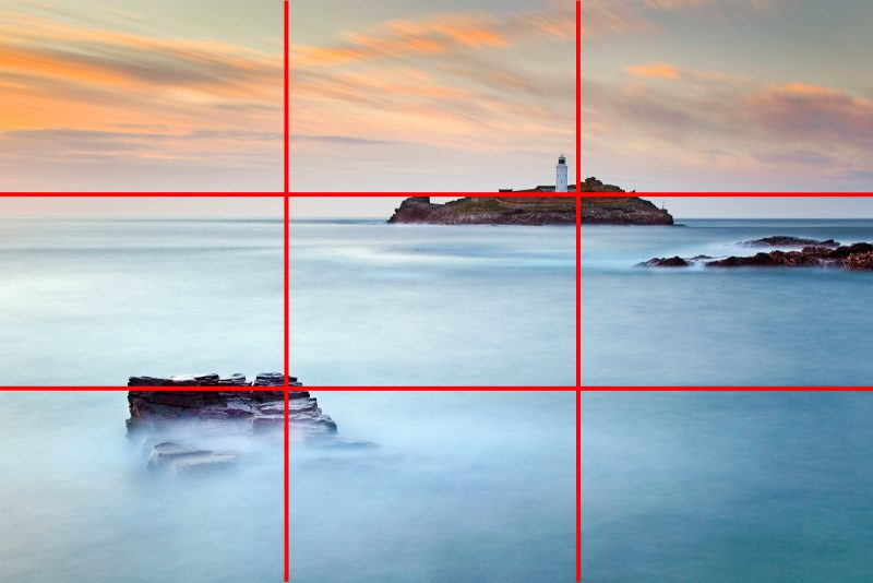 rule of thirds composition example