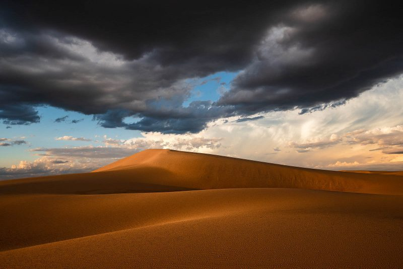 how to photograph deserts