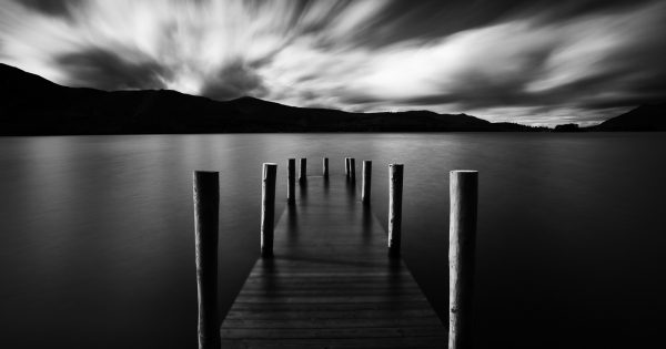 How to Photograph Landscapes in Black and White
