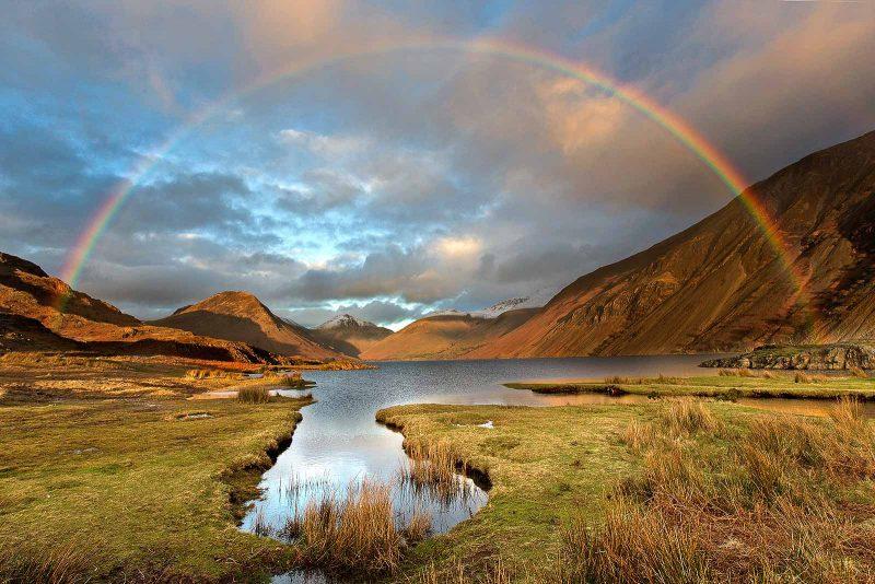 Learn how to photograph rainbows