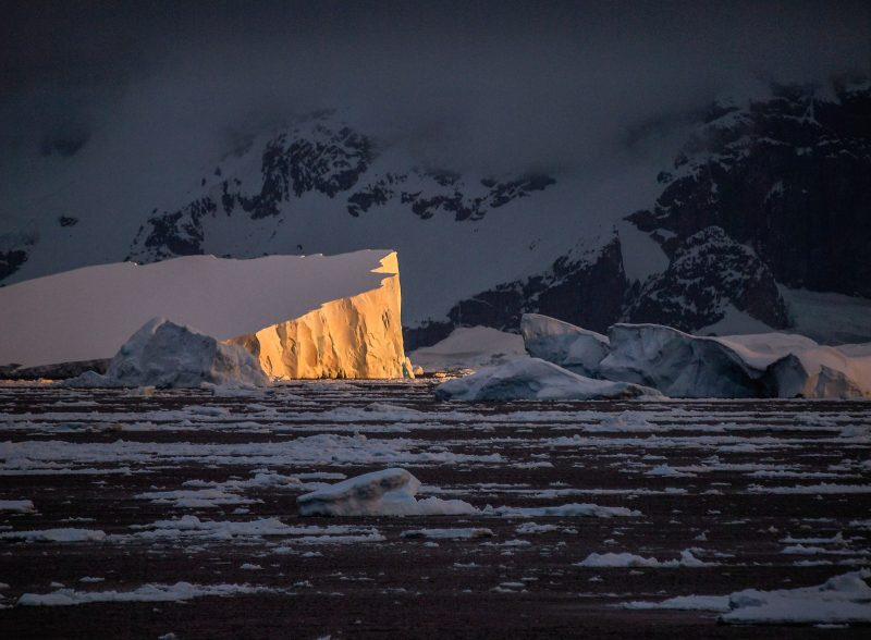 How to Photograph Icebergs