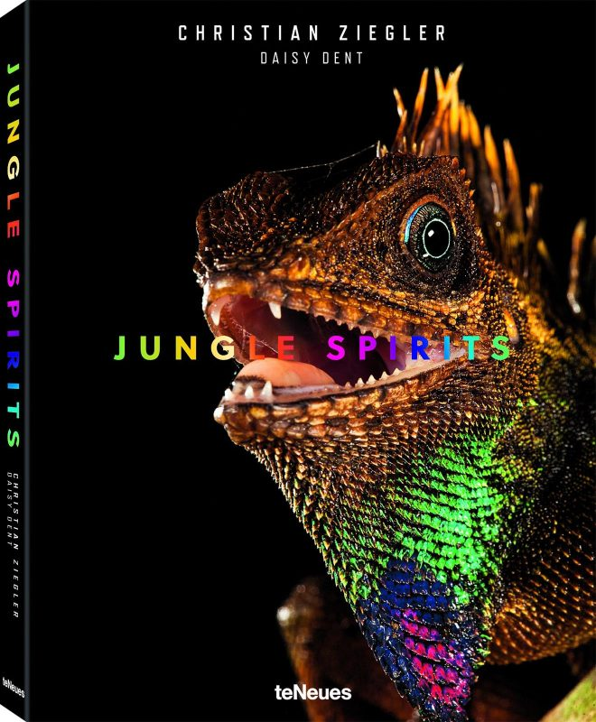 Top Ten Books For Nature Photographers this Christmas: Jungle Spirits by Christian Ziegler and Daisy Dent