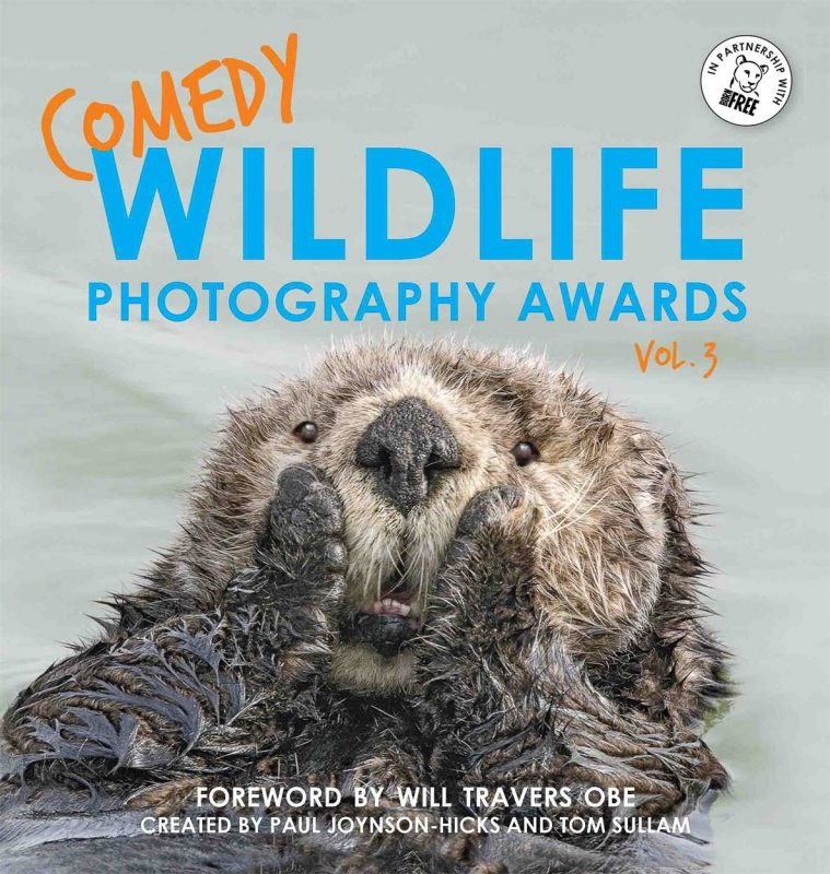 Top Ten Books For Nature Photographers this Christmas: Comedy Wildlife Photography Awards Volume 3