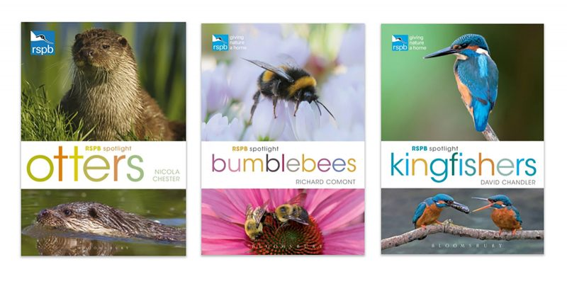 Top Ten Books For Nature Photographers this Christmas: RSPB spotlight species books