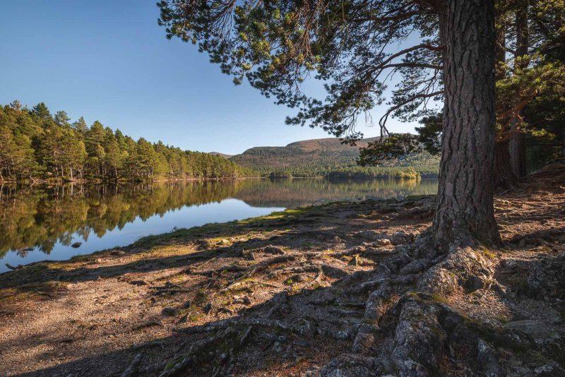 Loch an Eilien, Scotland
