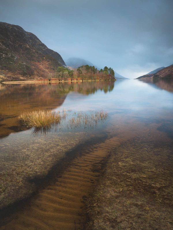 Loch Shiel landscape, Scotland