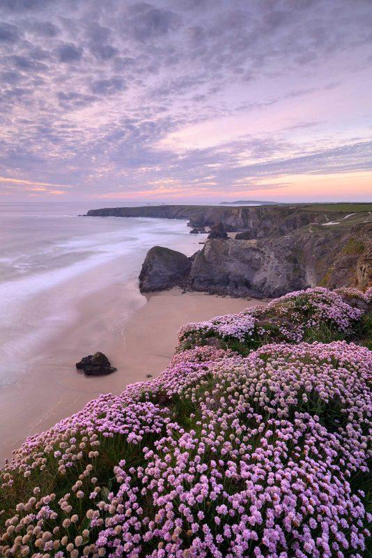 Cornish landscape taken on a mirrorless camera