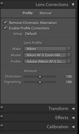 Remove Chromatic Aberration