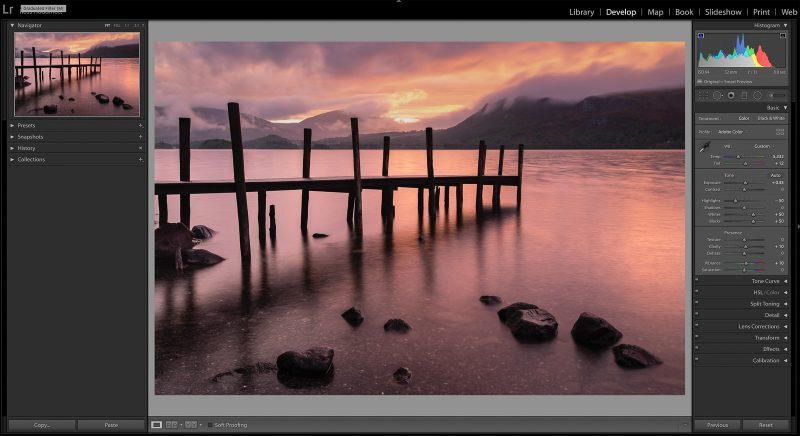 Presence Tool Lightroom