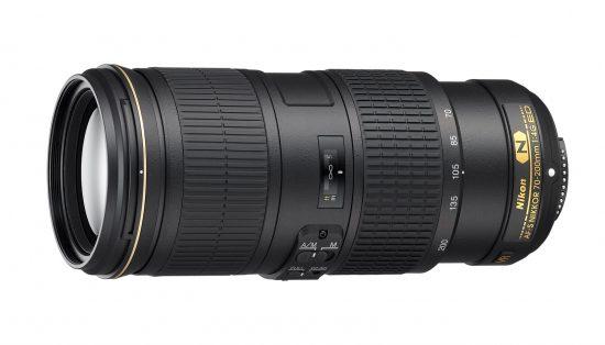 70-200mm Nikon lens