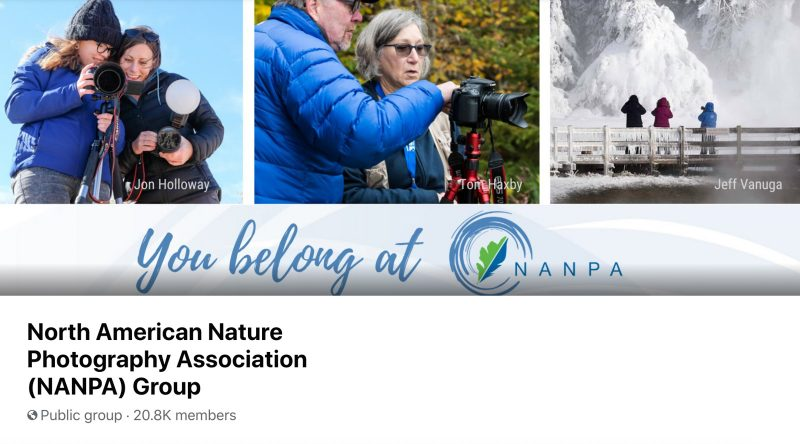 North American Nature Photography Association (NANPA) Group