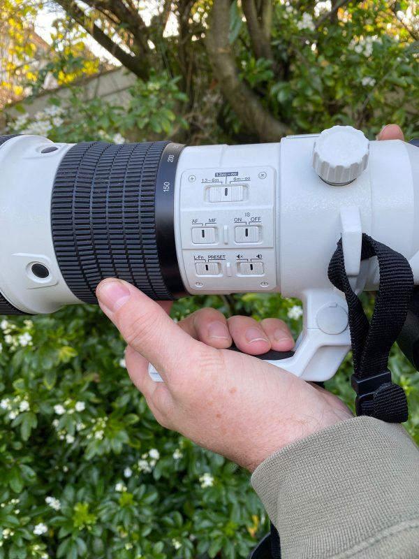 Olympus 150-400 F4.5 Lens