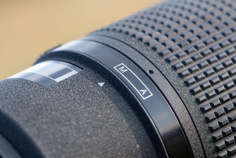 Manual focus for macro photos