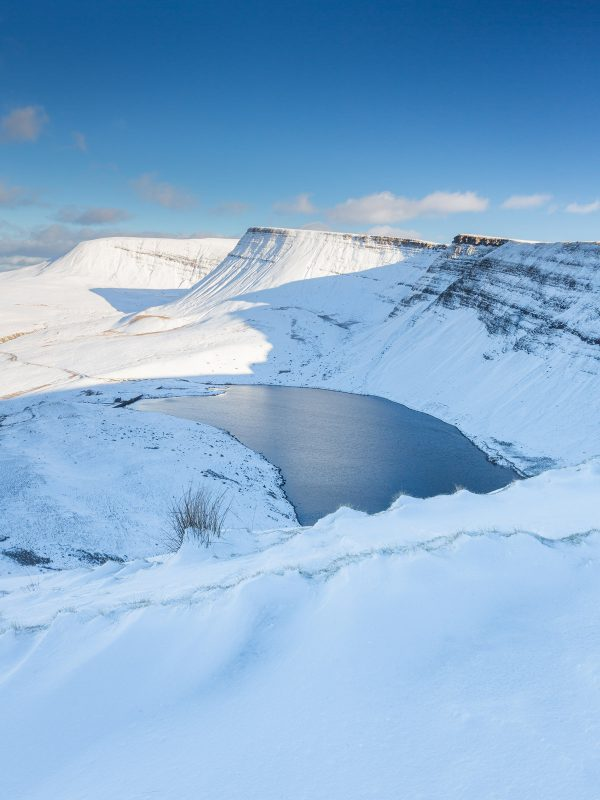 Llyn y Fan Fach Brecon Beacons