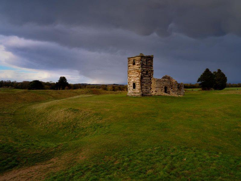 Knowlton Church Dorset