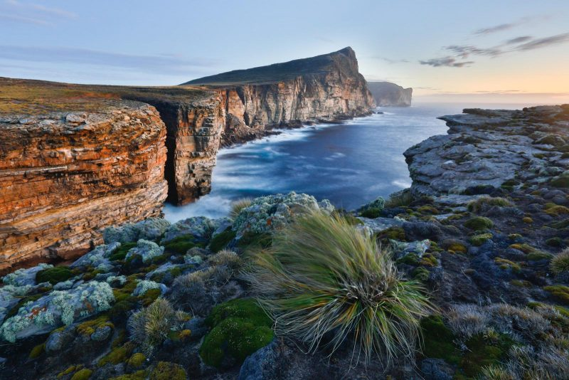 Falkland landscape