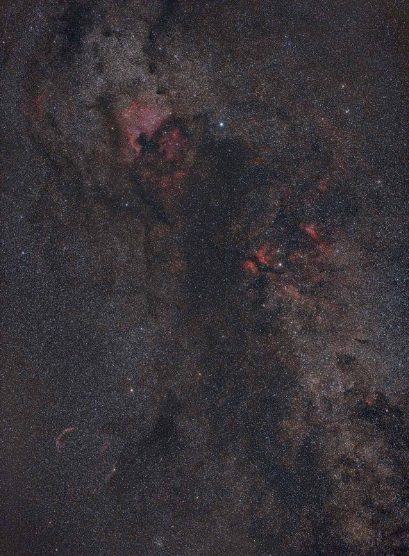Star photo taken on 85mm lens