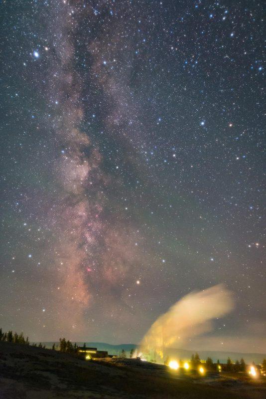 Astrophoto taken on 24mm lens