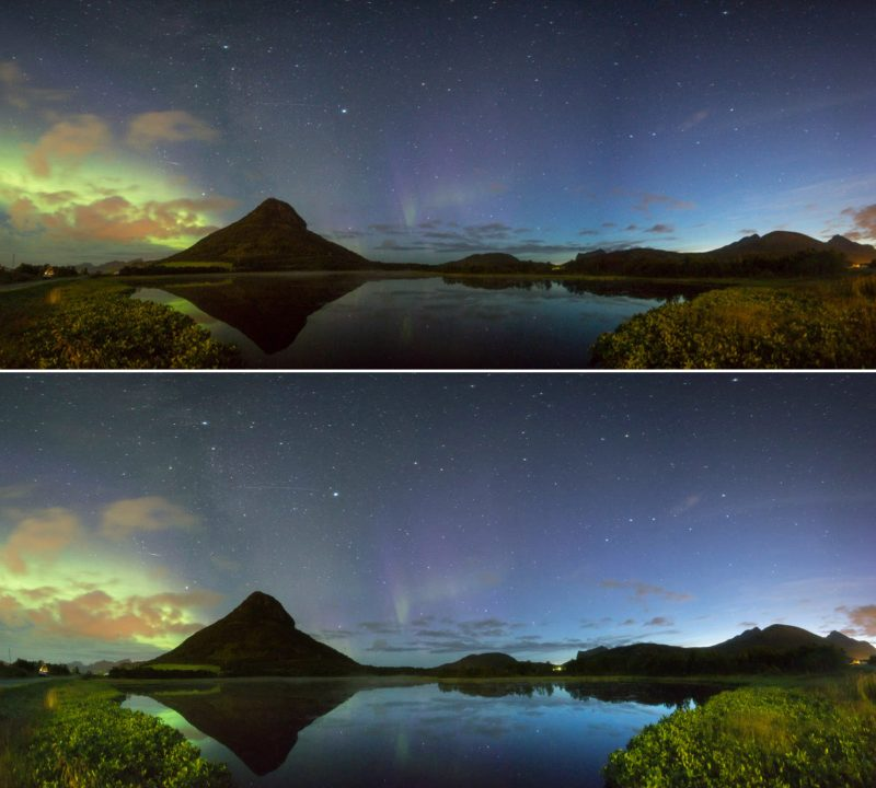 Star Panoramas